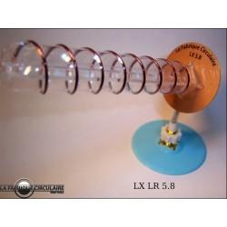 Antenne LX 5.8 LR - Nouvelle Version - La Fabrique Circulaire - SMA ou RP-SMA