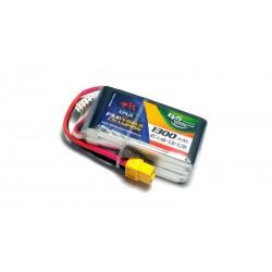 Batterie Lipo EPS 4S 1300mAh 40C