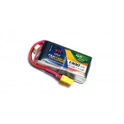 Batterie Lipo EPS 3S 1300mAh 40C