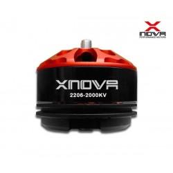 Moteurs Racer XNOVA 2206 - 2000Kv - Boite de 4
