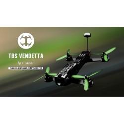 TBS Vendetta FPV Quad Racer BNF