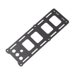 Plaque supérieure Carbone pour Lumenier QAV250