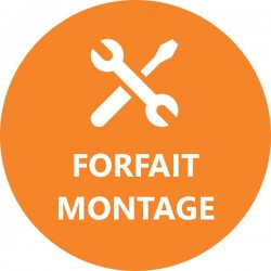 Forfait Montage Drone complet