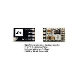Matek Systems Micro BEC 1.5A - 5V/12V