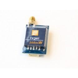 Emetteur FPV FX799T Mini 200mW* 5.8GHz 40CH Raceband ready