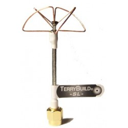 Antenne SL 5.8 TERRYBUILD - La Fabrique Circulaire