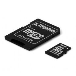 Carte MicroSD 32Gb - classe 10 - Kingston