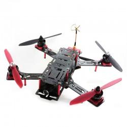 NightHawk 280 Pro - RTF - Mode 1 ou 2