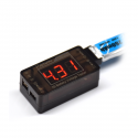 1S LiPo Battery Voltage Tester