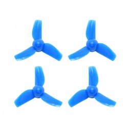 31mm 3-blade Propellers - 1.0mm Shaft (2CW+2CCW)