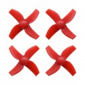 40mm 4-blade Propellers - 1MM Shaft (2CW+2CCW)