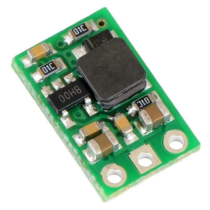 Pololu regulator 12 volts step up