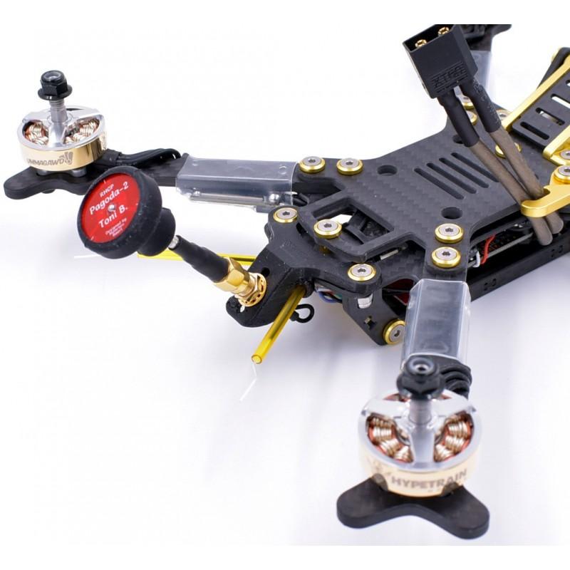 Support Pigtail et Antennes pour châssis Remix by DFR - TPU