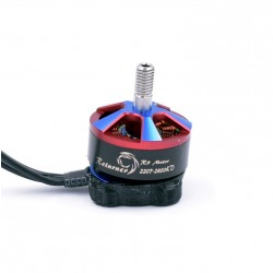 Shield Motors and Soft Mount for Returner R5