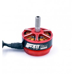 Shield Motors and Soft Mount for F40 Pro II by DFR - TPU