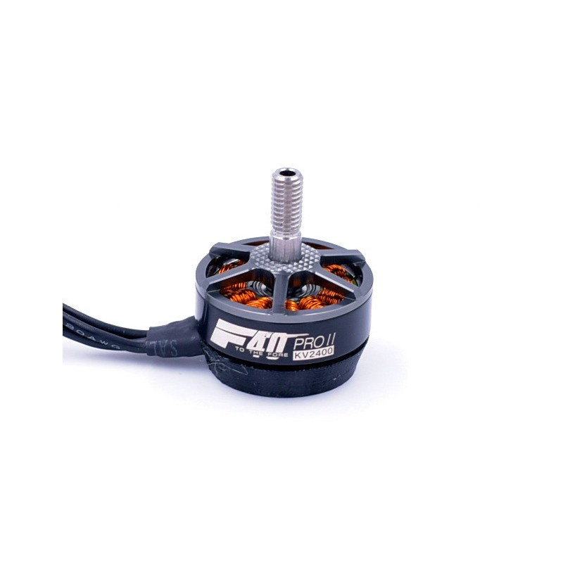 Shield Moteurs et Soft Mount pour LS2206 / LS2207 by DFR - TPU