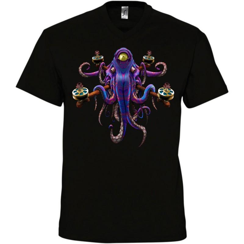 T-Shirt Octopus