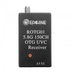 Eachine Récepteur ROTG01 5.8G UVC OTG 150CH