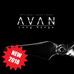 Hélices Avan LongRange 6X3.8X2