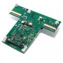 FrSky Taranis X9D Plus Back Board + TX interne