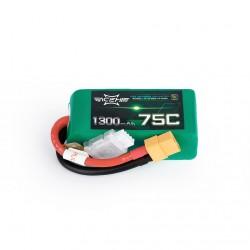 Batterie Lipo Acehe 3S 1300mAh 75C