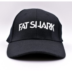 Fat Shark Casquette Black