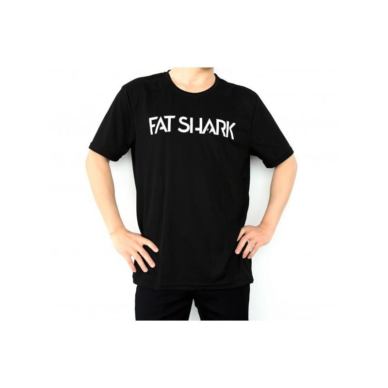 Fat Shark Black T-Shirt