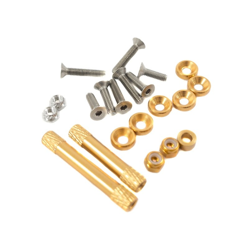 Remix Spare Hardware Kit (Gold)