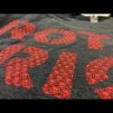 T-Shirt Rotor Riot Skull Pattern