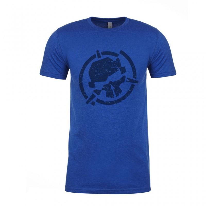 Rotor Riot Split Skull T-shirt