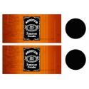 Sticker pour Condensateur Low ESR 680uF 35V - Type 11