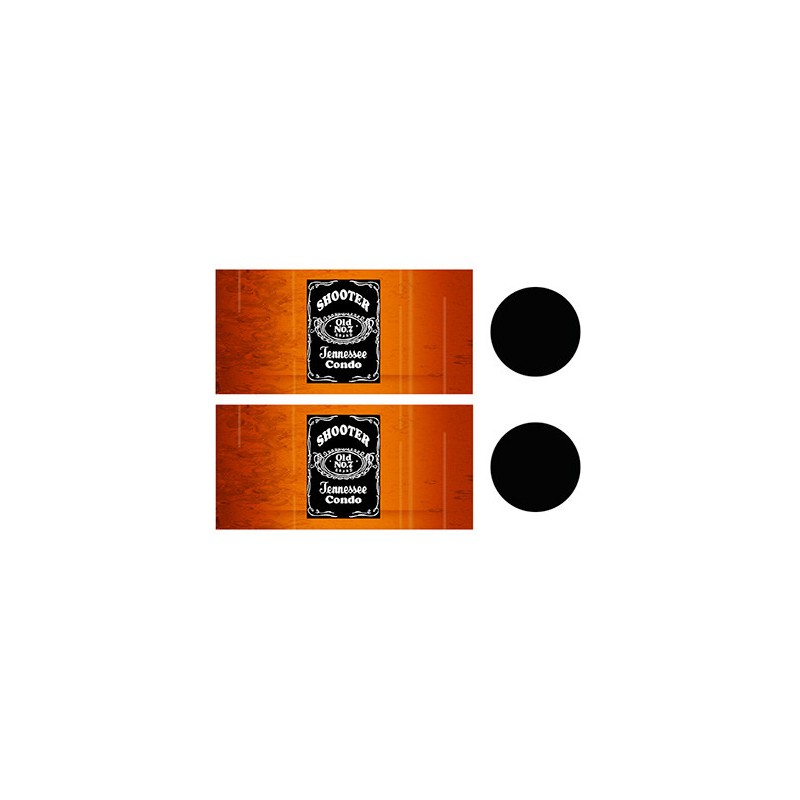 Stickers for capacitor Low ESR 680uF 35V - Type 11