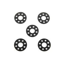 Rondelles silicone pour moteurs Lumenier POPO® (5pces)