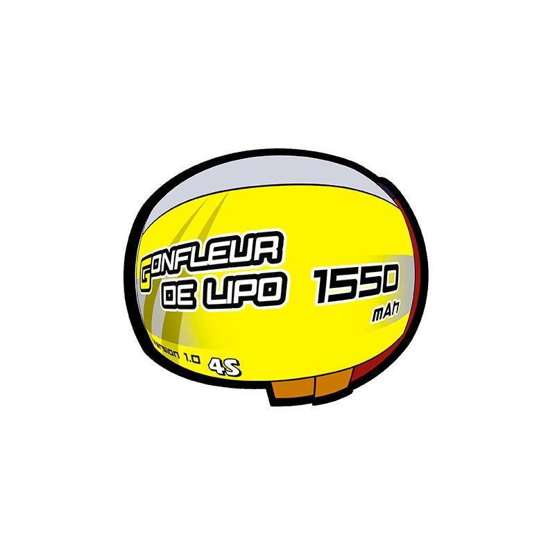 "Sticker ""Lipo Inflator"""