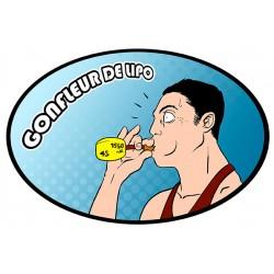 """Sticker """"Gonfleur de Lipo 2"""""""