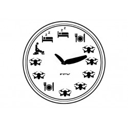 "Sticker ""Clock"""