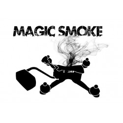"Sticker ""Magic Smoke"""