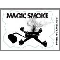 """Sticker """"Magic Smoke"""""""