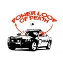 "Sticker ""Power Loop"""