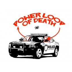 "Sticker ""Power Loop"""