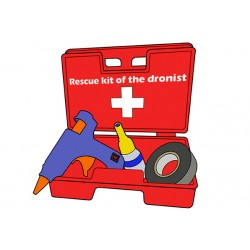 "Sticker ""Rescue Kit"""