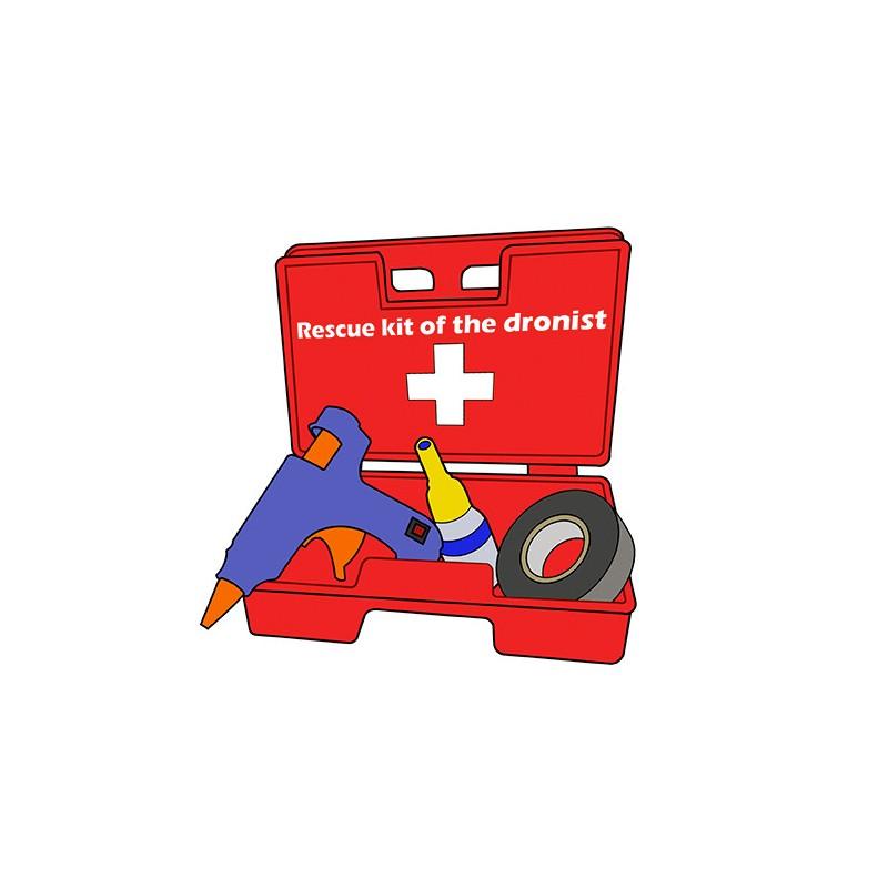 "Sticker ""Rescue Kit"""