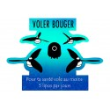 "Sticker ""Voler Bouger 2"""