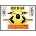 "Sticker ""Voler Bouger 3"""