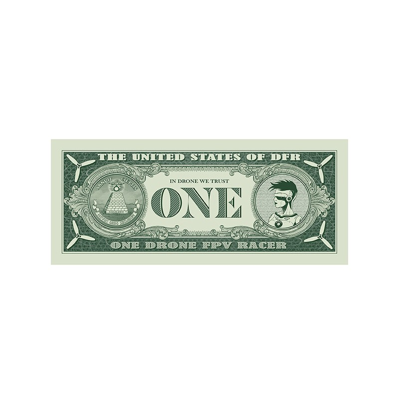 "Sticker ""Dollar"""