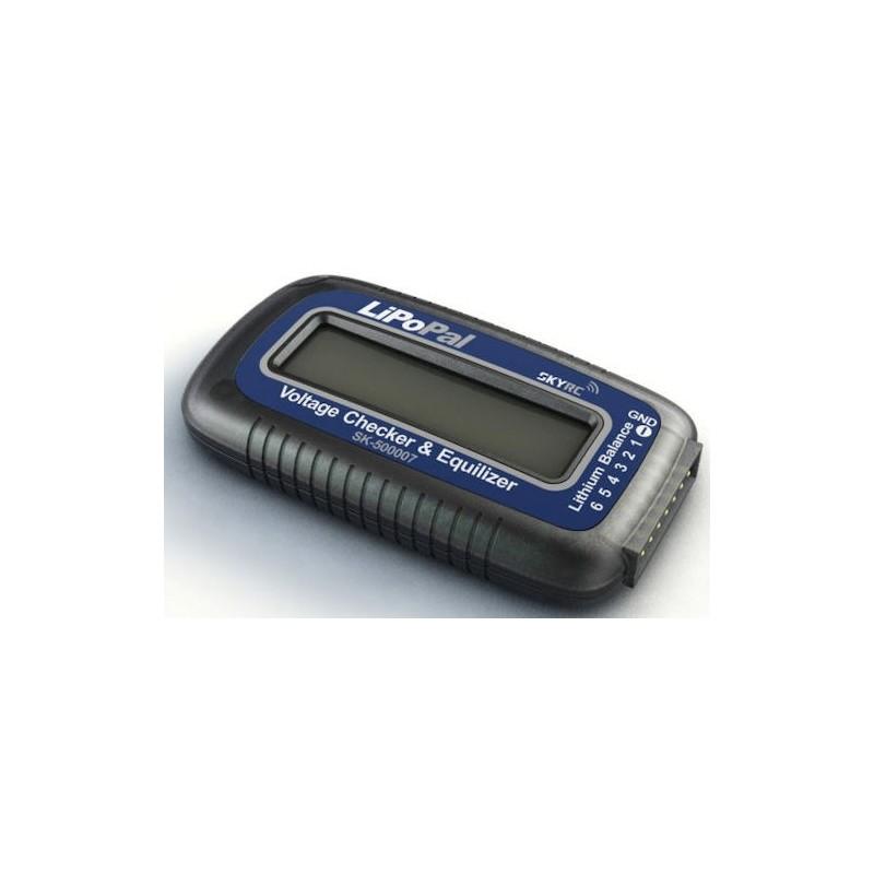 Testeur / équilibreur de batterie CellMeter-7 V2