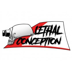 "Sticker ""Lethal Conception"""