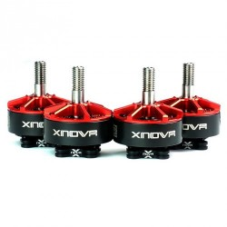 X-NOVA LIGHTNING 2207-1650KV NAKED BOTTOM (4pces)