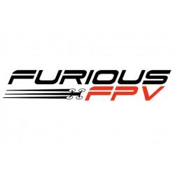 "Sticker ""Furious FPV"""