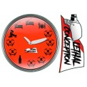 "Sticker ""Clock Lethal"""